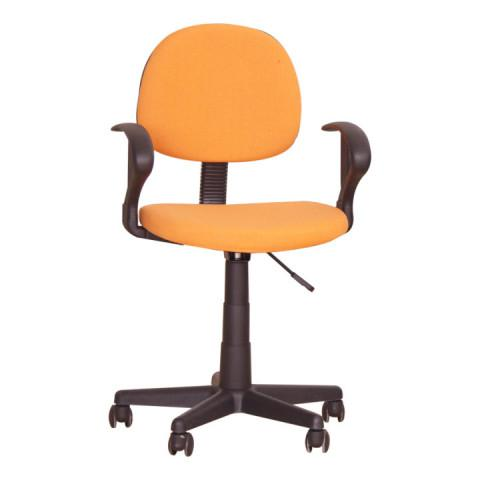 Kancelářská židle TC3-227 - oranžová
