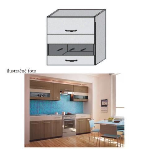 Kuchyňská skříňka JURA NEW I GW1-80
