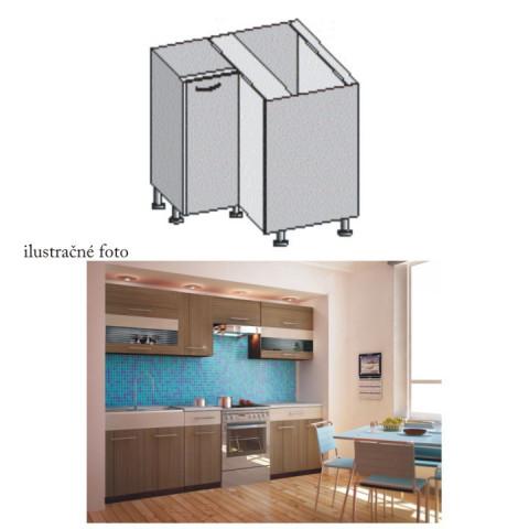 Kuchyňská skříňka JURA NEW I DN-88*88