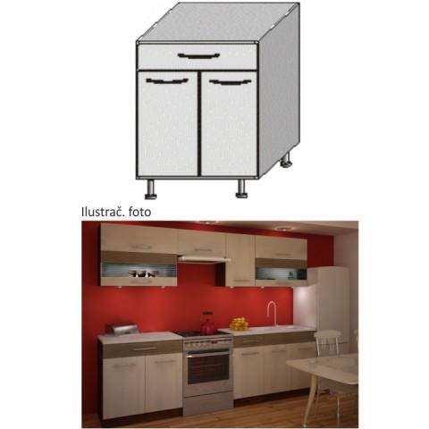 Kuchyňská skříňka JURA NEW IA D-80 S1