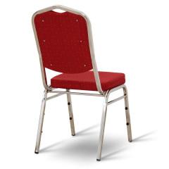 Jednací židle LEJLA - červená