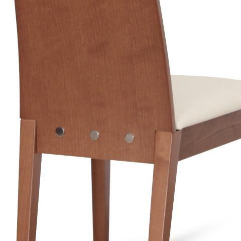 Jídelní židle FELA - třešeň