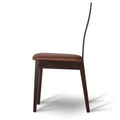 Jídelní židle ABRIL - wenge