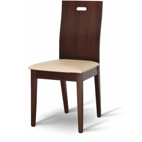 Jídelní židle ABRIL - ořech