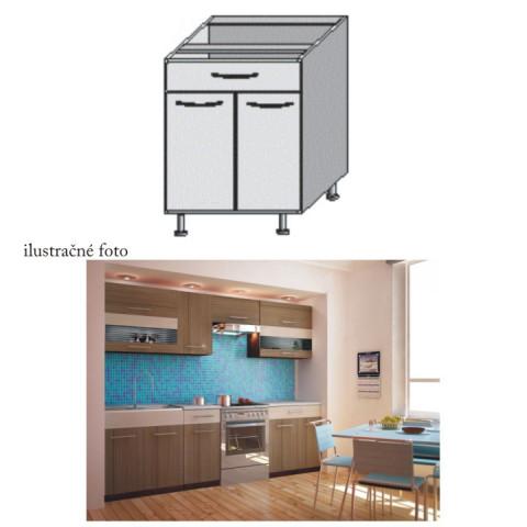 Kuchyňská skříňka JURA NEW I D-80 S1