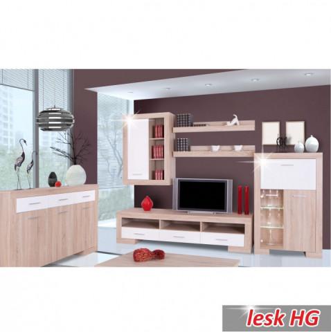 Televizní stolek STILO Typ 3