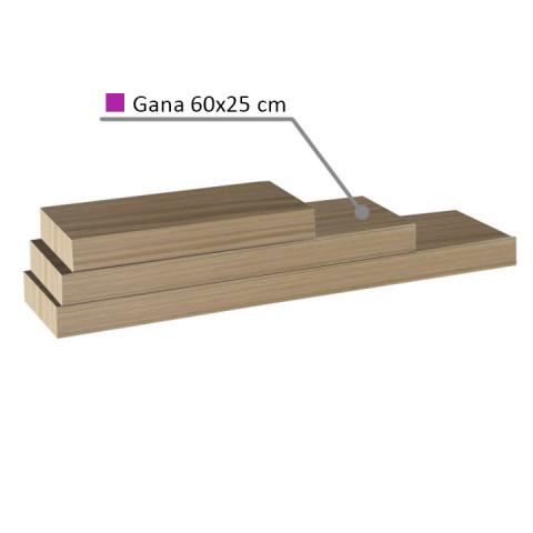 Police GANA 60 cm - dub pískový