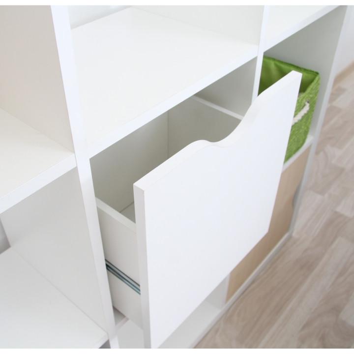 Tempo Kondela Box TOFI NEW - bílý + kupón KONDELA10 na okamžitou slevu 3% (kupón uplatníte v košíku)