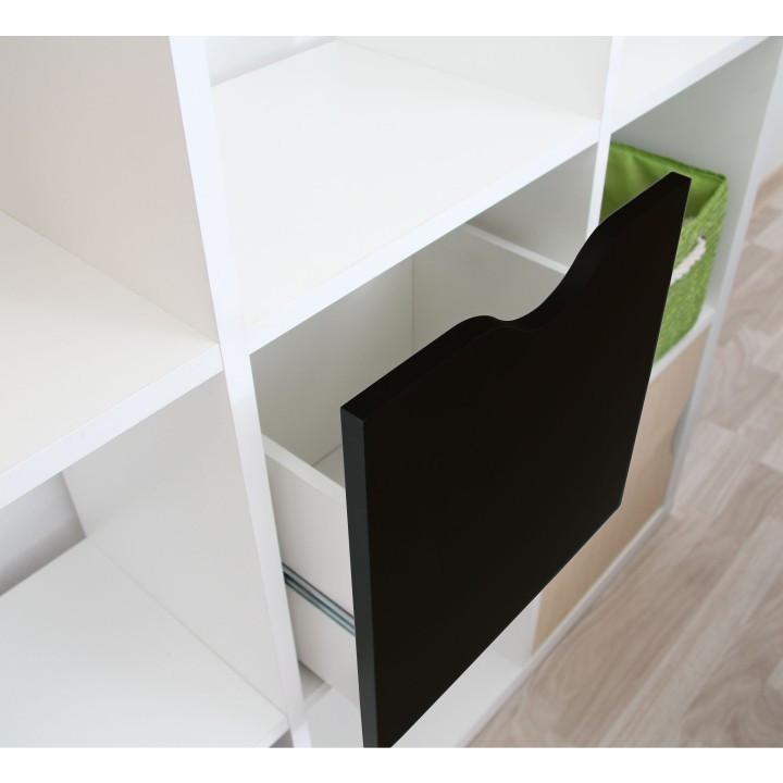 Tempo Kondela Box TOFI NEW - černý + kupón KONDELA10 na okamžitou slevu 3% (kupón uplatníte v košíku)
