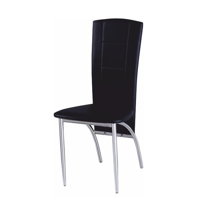 Tempo Kondela Jídelní židle FINA - černá
