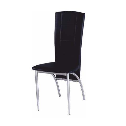 Jídelní židle FINA - černá