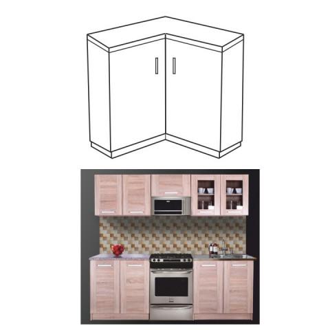Kuchyňská skříňka NARCIS DN-86*86