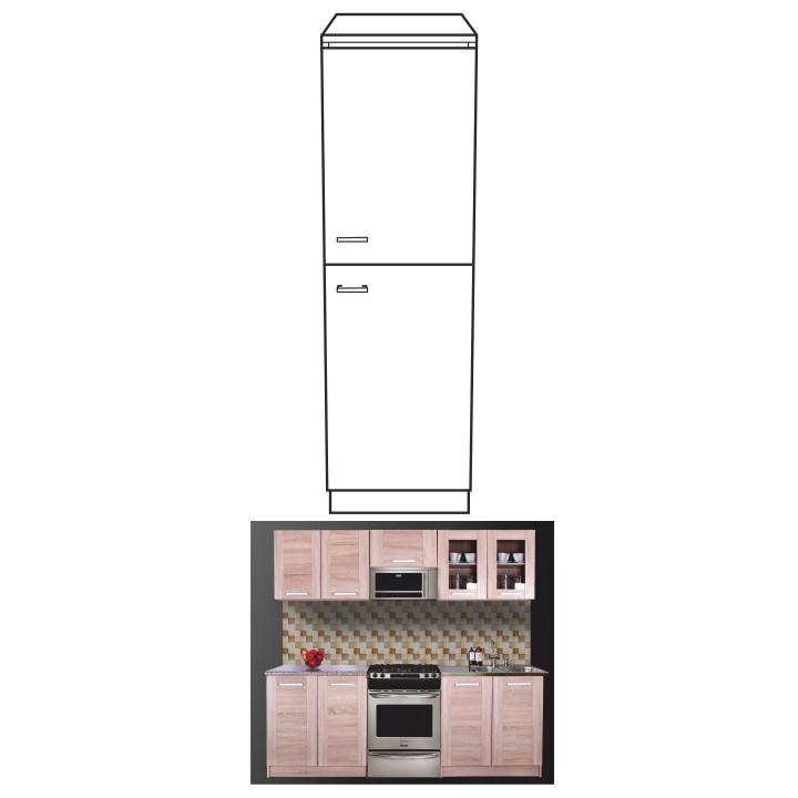 Tempo Kondela Kuchyňská skříňka NARCIS SG-60