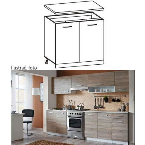 Kuchyňská skříňka CYRA NEW D-60