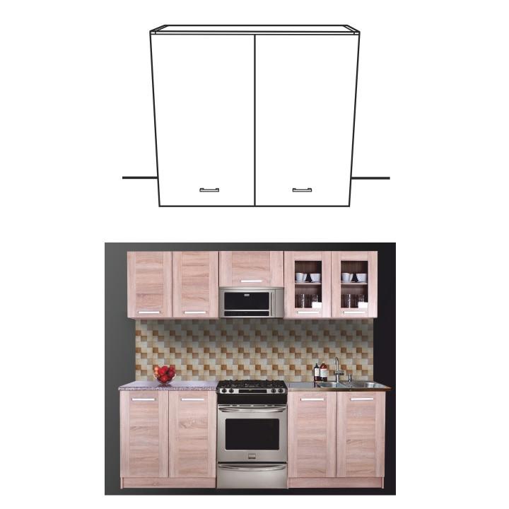 Tempo Kondela Kuchyňská skříňka NARCIS G-80