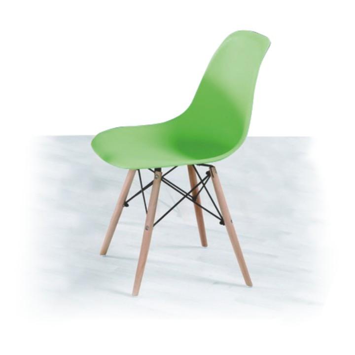 Jídelní židle PC-015 CINKLA - zelená