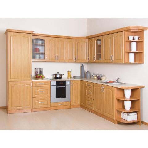 Kuchyňská skříňka LORA MDF S40 / 210/57 - levá