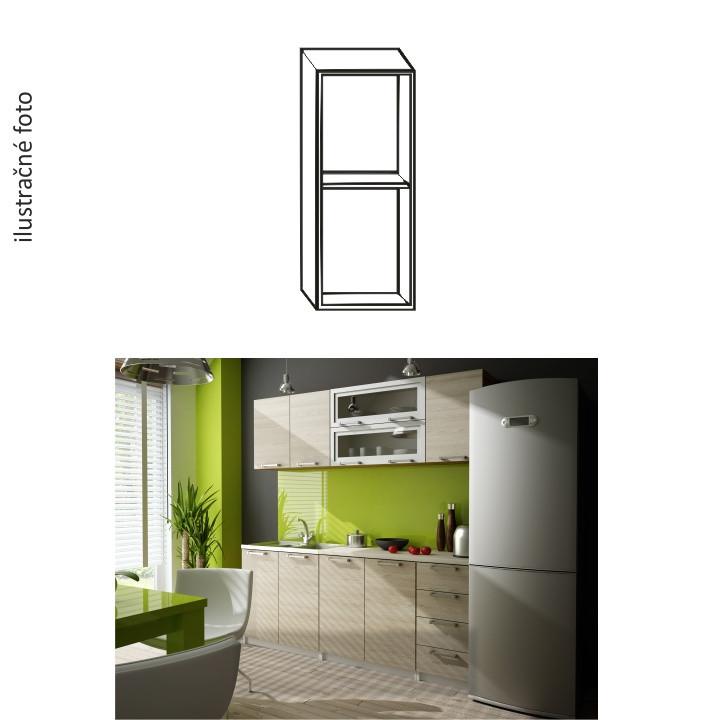 Tempo Kondela Kuchyňská skříňka IRYS G1P-20