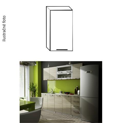 Kuchyňská skříňka IRYS G-40 - pravá
