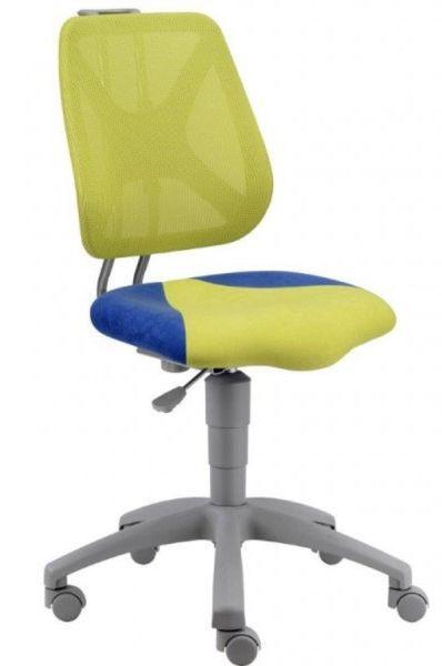 Alba Rostoucí dětská židle Fuxo síť Síť oranžová