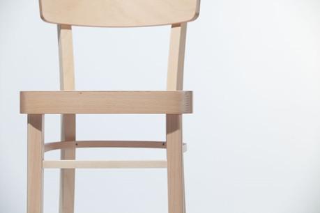 Barová židle 313 485 Ideal - čalouněná