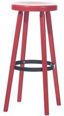 Čalouněná barová židle 373 506 Solo - Ilustrační fotografie