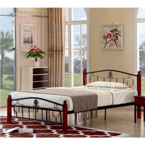 Kovová postel MAGENTA - 140x200