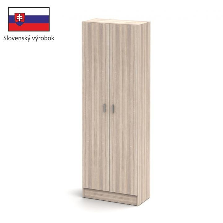 Tempo Kondela Botníková skříň MARINA - dub sonoma