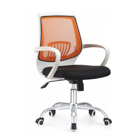 Kancelářská židle LANCELOT oranžová