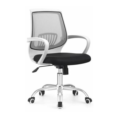 Kancelářská židle LANCELOT šedá