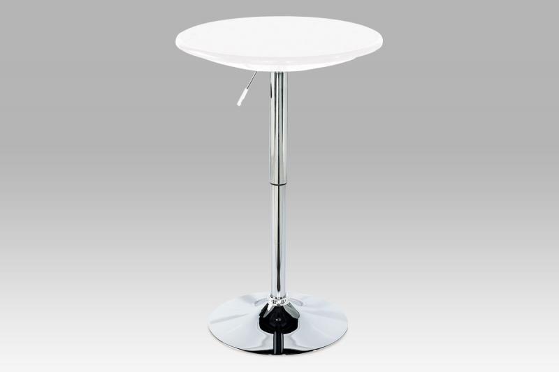 Autronic Barový stůl AUB-5010 BK - černá