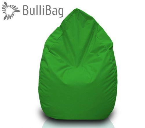 Sedací pytel Bullibag® hruška - Hráškově zelená