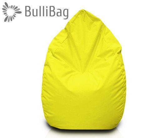 Sedací pytel Bullibag® hruška - Žlutá