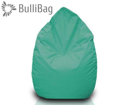 Sedací pytel Bullibag® hruška - Tyrkysová