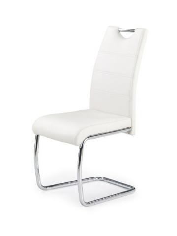 Jídelní židle K211 - bílá