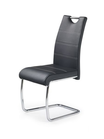 Jídelní židle K211 - černá