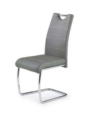Jídelní židle K211 - šedá