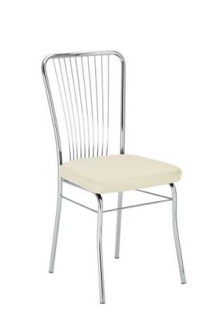 Jídelní židle Neron II - béžová