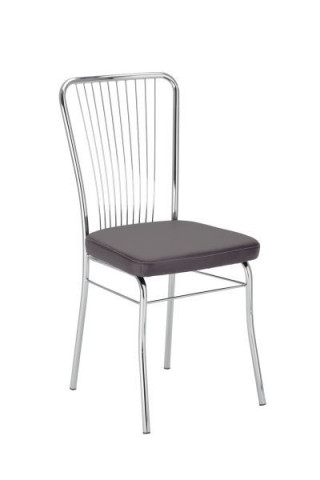 Jídelní židle Neron II - tmavě hnědá