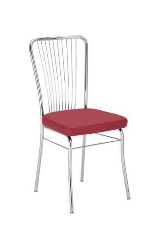 Jídelní židle Neron II - červená