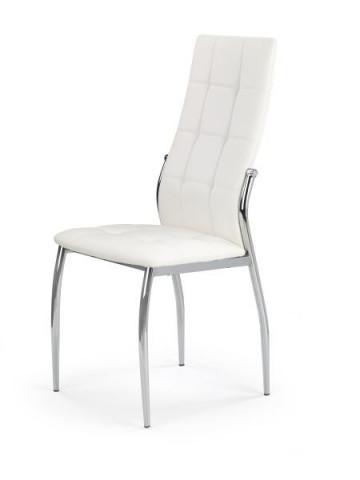 Jídelní židle K209 - bílá