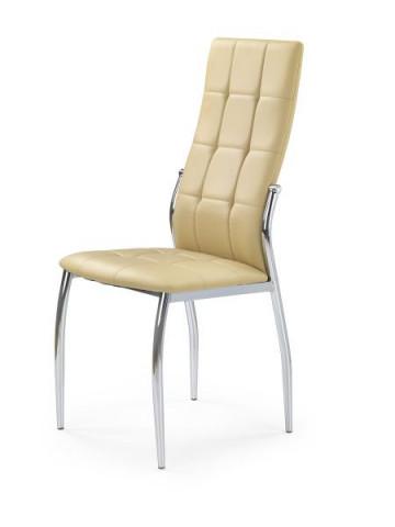 Jídelní židle K209 - béžová