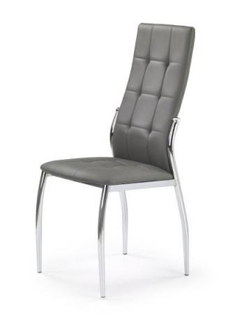 Jídelní židle K209 - šedá