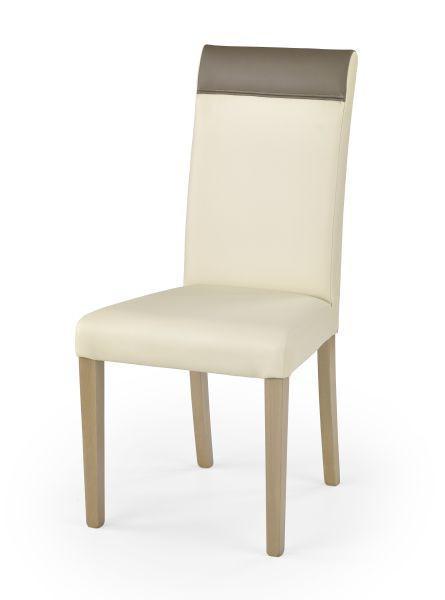 Halmar Jídelní židle Norbert - krémová