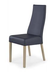 Jídelní židle Kordian - dub sonoma / Madryt 125