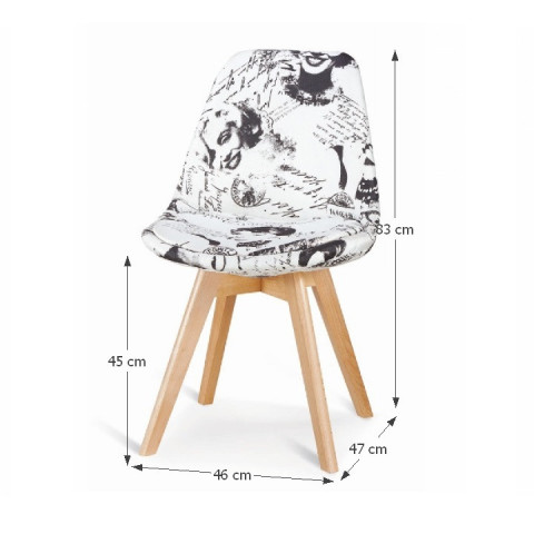 Jídelní židle MONROE