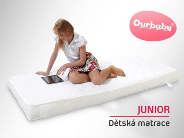 Matrace JUNIOR - 160x80cm