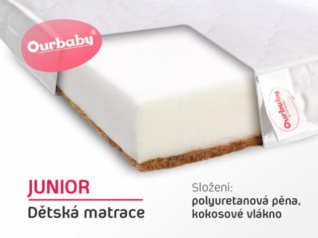 Matrace JUNIOR - 180x90cm