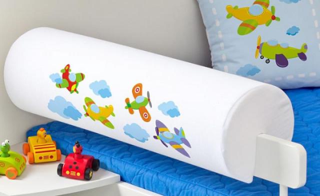 Chránič na postel - Letadla