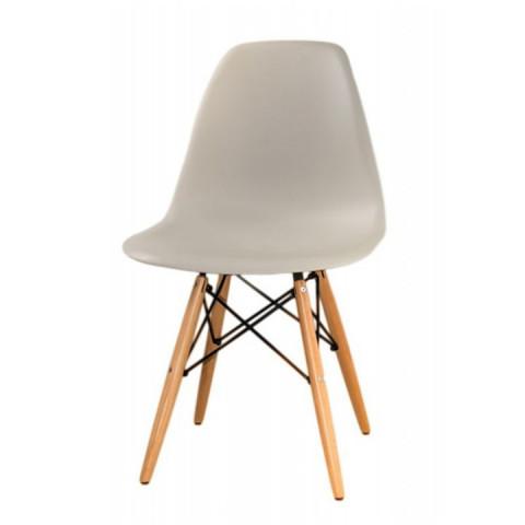 Jídelní židle CINKLA NEW - šedá